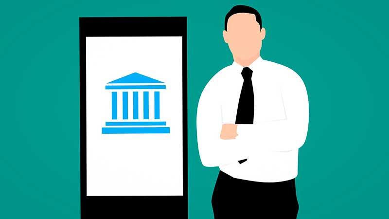forma de pago predeterminada cuenta bancaria