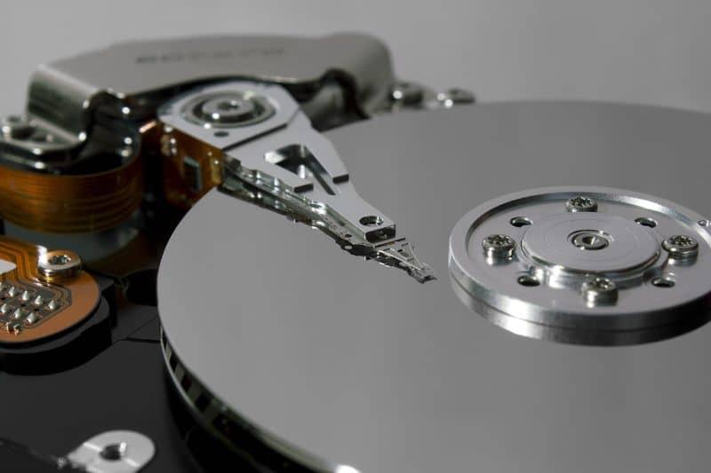 capacidad disco duro