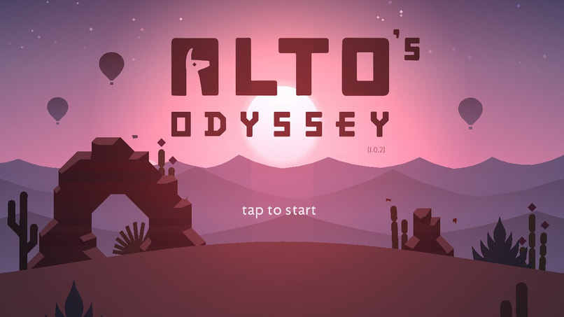 the image of the high odyssey game