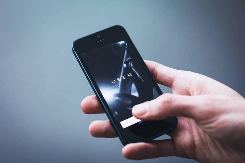 solicitar un servicio de uber sin aplicacion