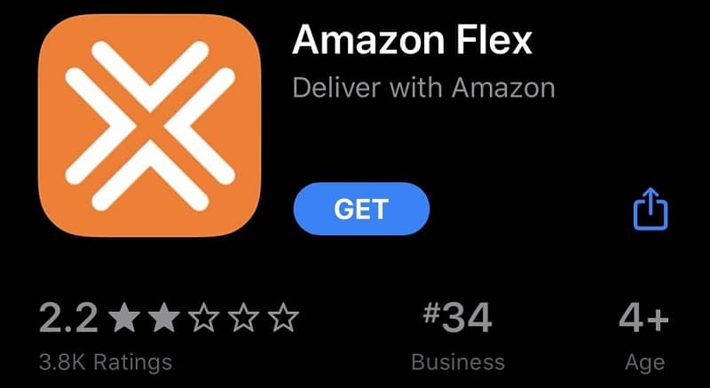 descargar aplicacion de amazon flex