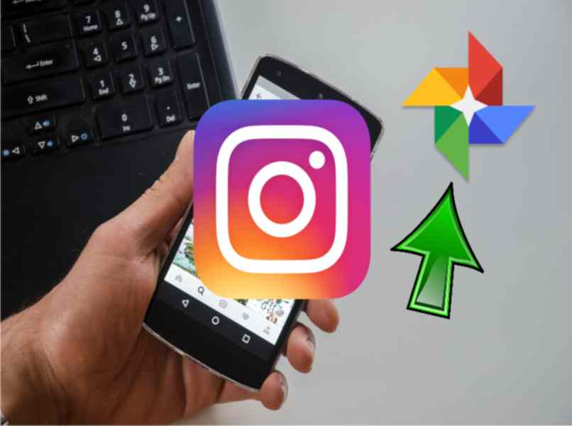 Upload your mobile phone to Google Photos