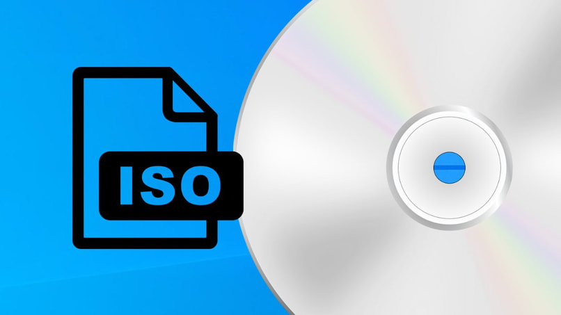 iso disk file
