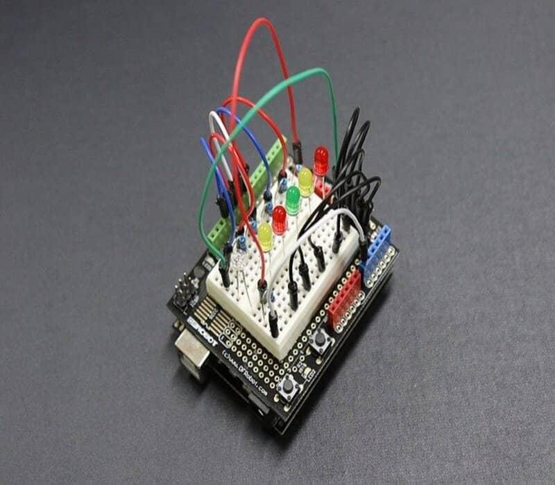arduino para implementar programas