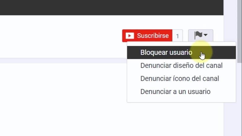 pagina web de youtube