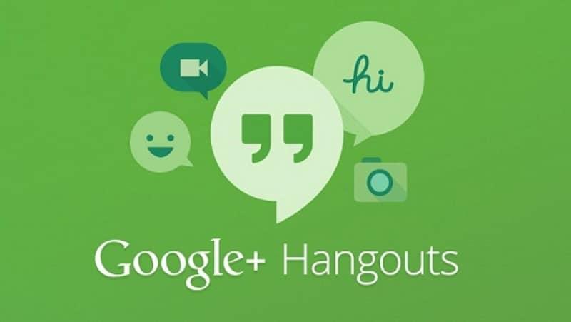 funciones de hangouts