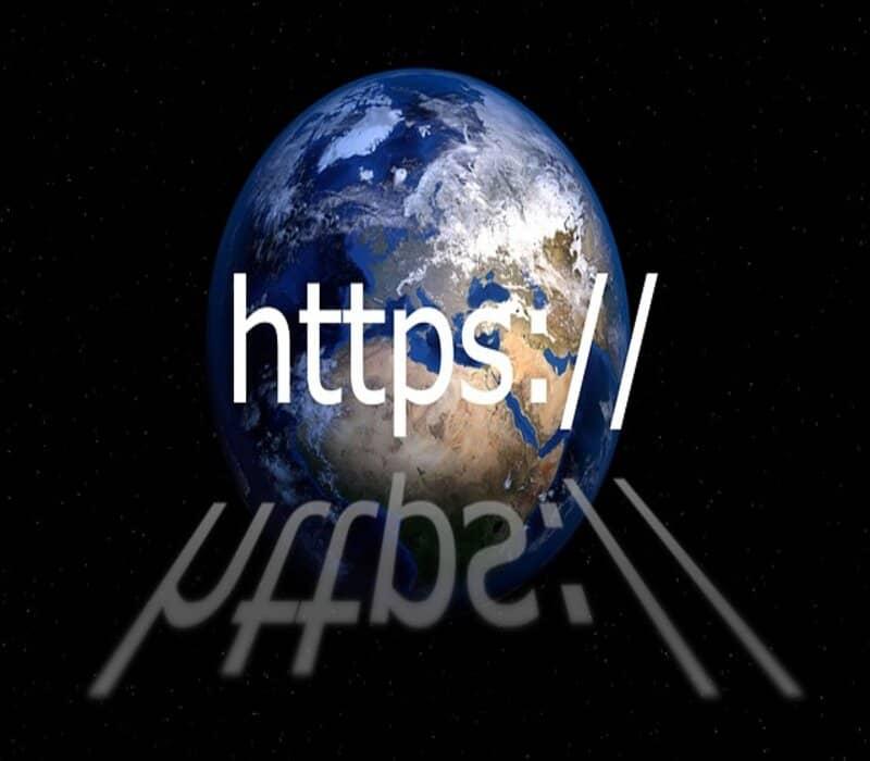 Https data transmission protocol