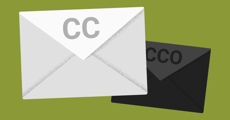 correos con cc y cco