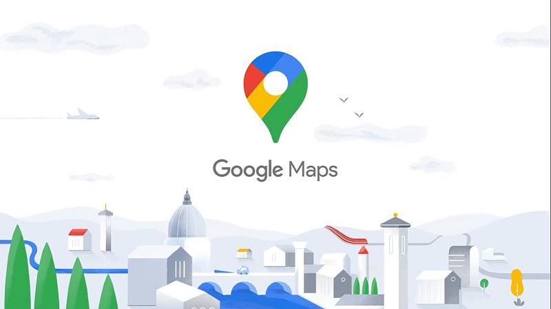 utilizar google maps en la ciudad