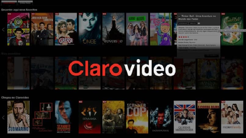 watch a variety of movies in a clear video