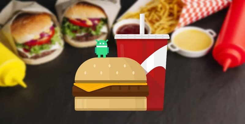 pedir comida rapida desde android