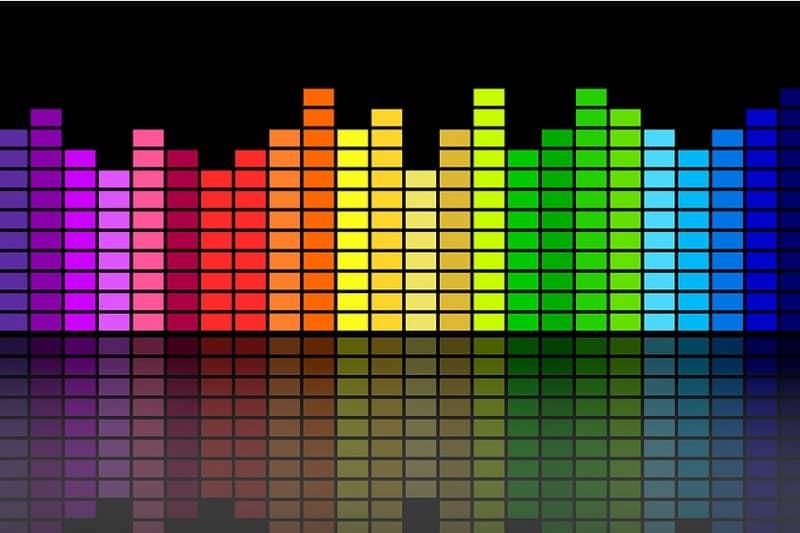 sonido de canciones