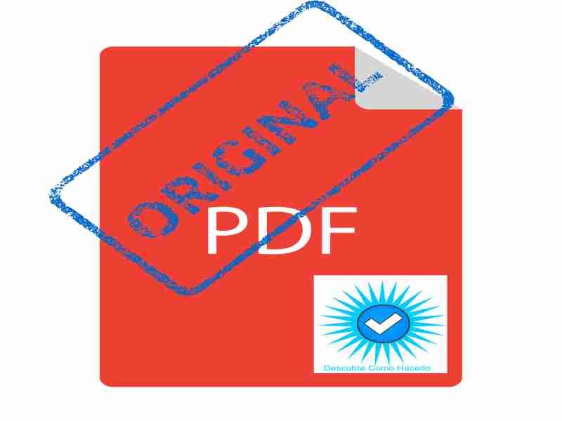 archivo pdf con firma digital