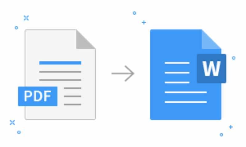 documento pdf convertible offline