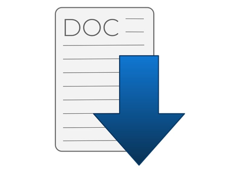 formato de documento doc
