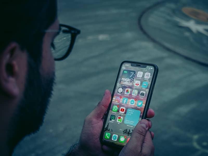 habilitar opciones de modo incognito desde el navegador de iphone