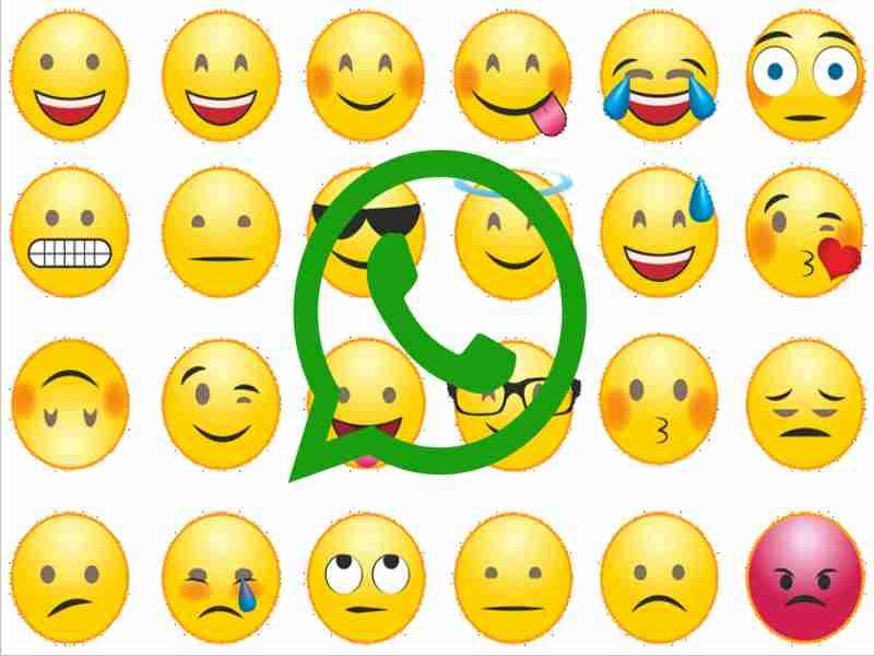 emoticones para chat de whatsapp