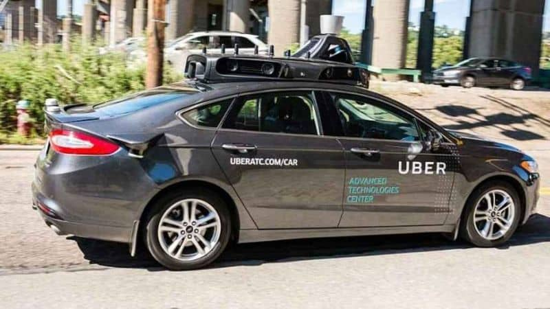 coche uber modelo