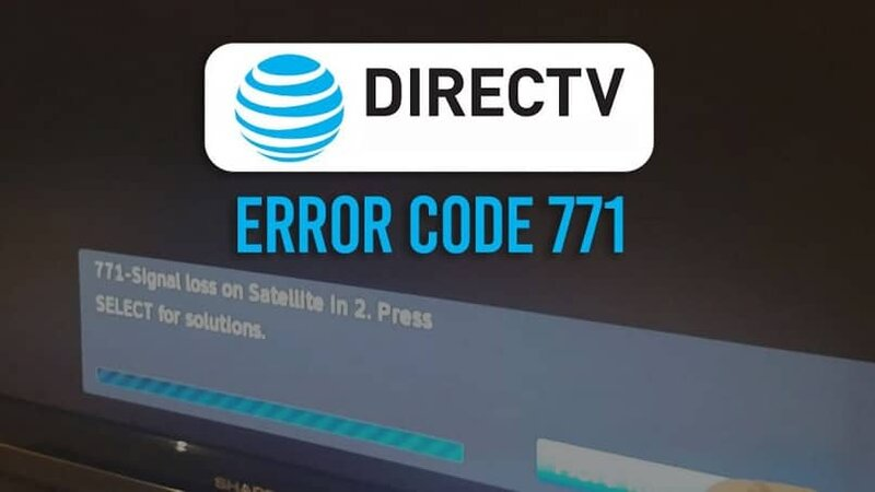 directv error signal missing