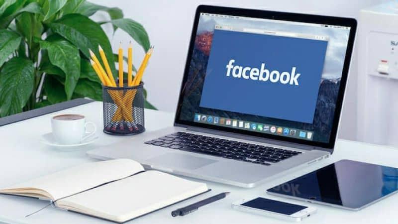 laptop calificaciones facebook