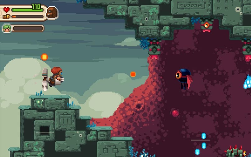 evolves two on the mobile device