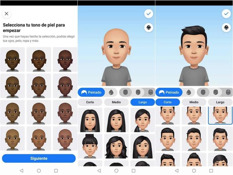 create avatars on facebook