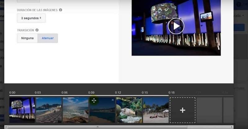editar video desde facebook