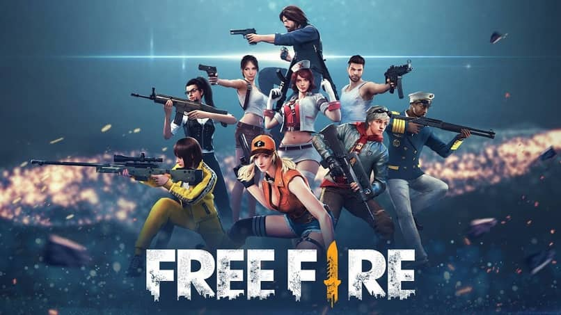 free fire game cover