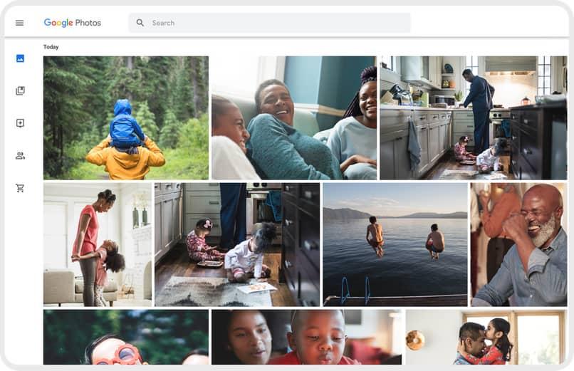 Google Photo Backup