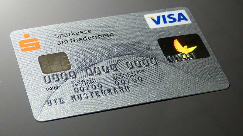 tarjeta con fondos insuficientes