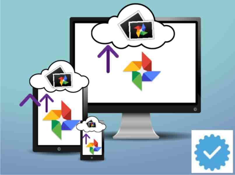 Google Photos sync across all devices