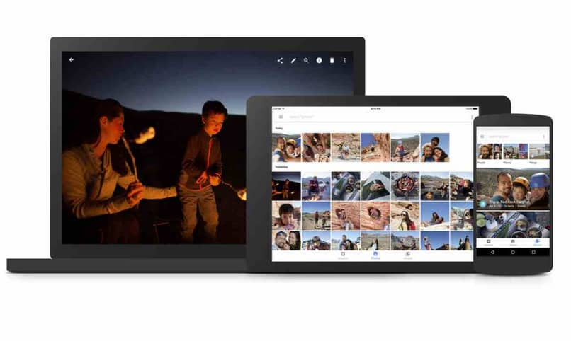 use Google Photos on your computer and mobile