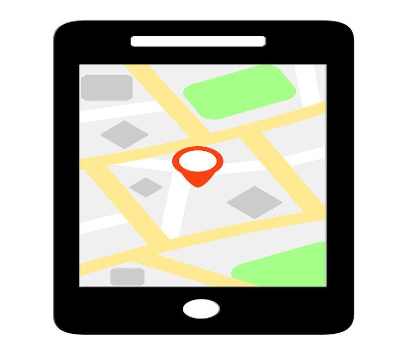 enviando ubicacion actual por mensajeria