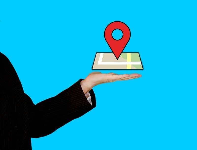 google maps no funciona