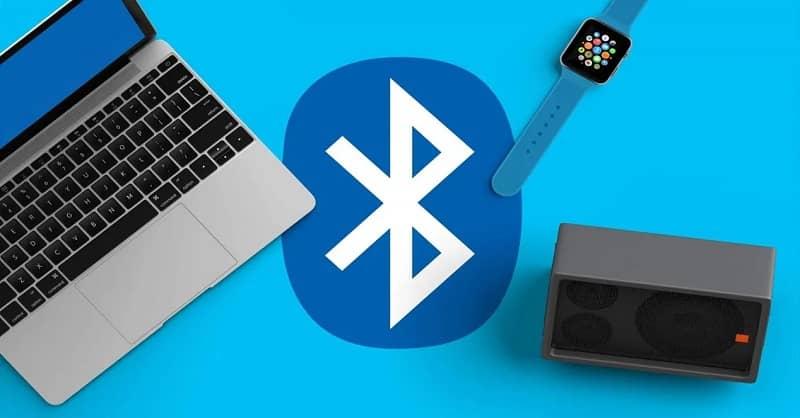 bluetooth en varios dispositivos
