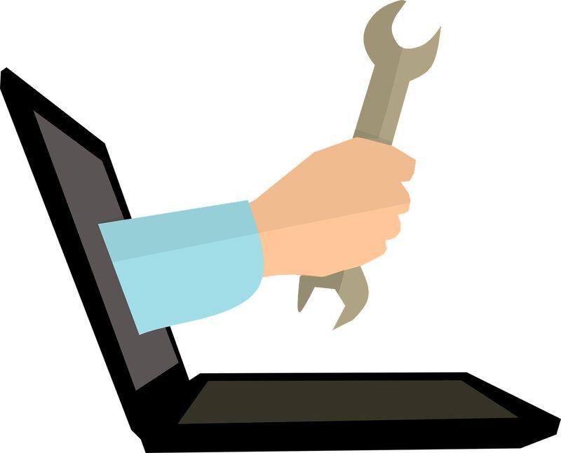 mantenimiento de laptop luego de actualizar software