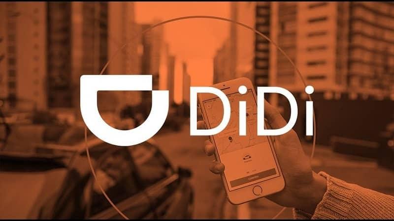logotipo de didi