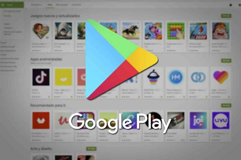 aplicaciones en google play store