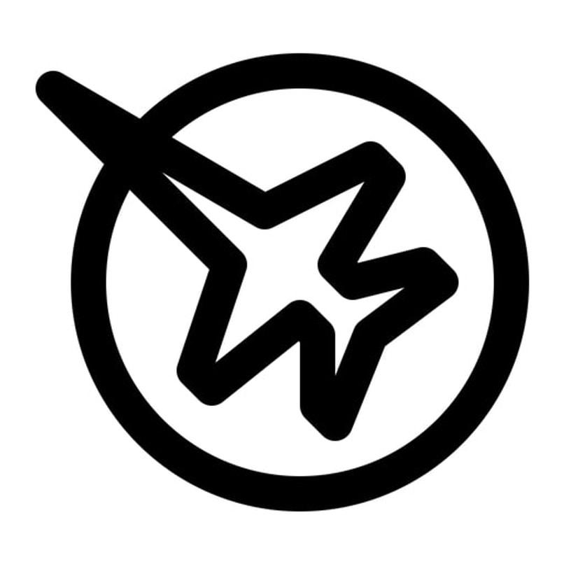 MSI Afterburner logo on PC