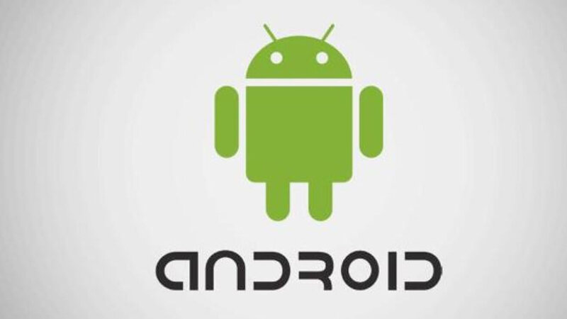 Android system logo