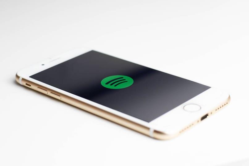 spotify phone songs