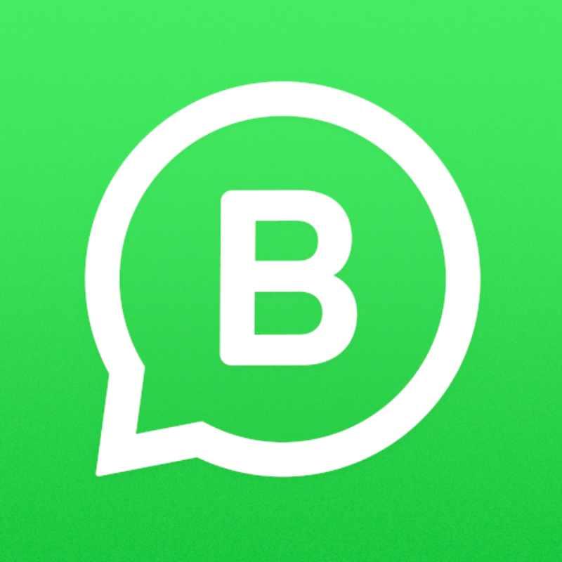 logo verde whatsapp negocios