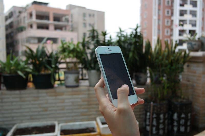 configurar movil iphone