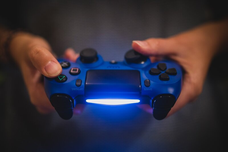 PS4 Controller to Play Original Video Games