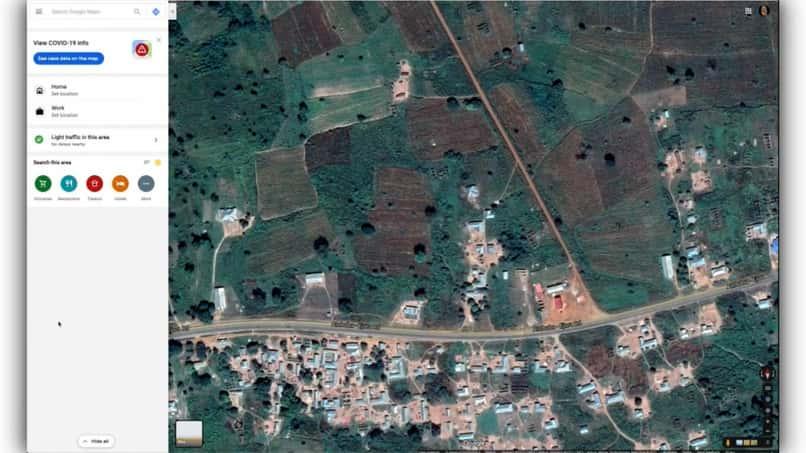 satellite map google maps