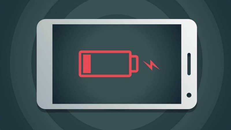 movil sin bateria