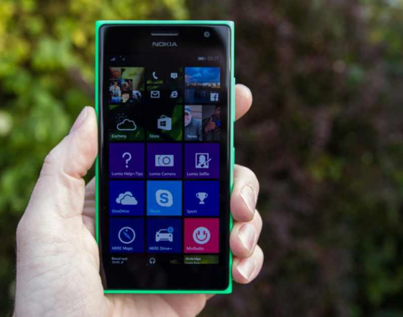 celular nokia lumia windows phone