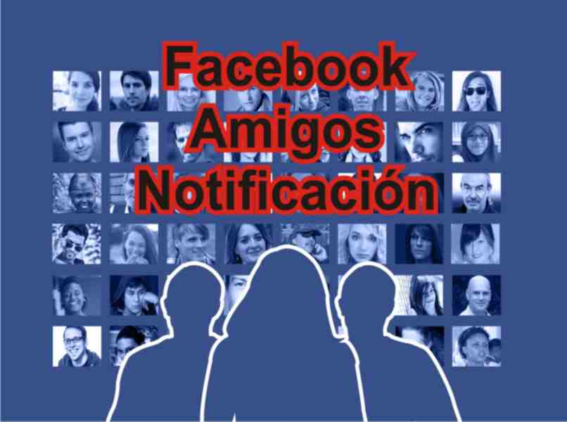 Facebook notifies friends