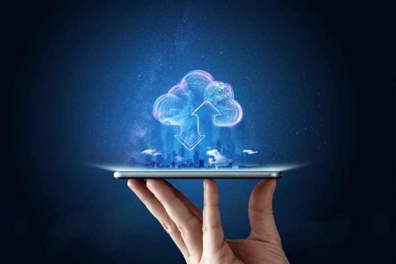 share heavy cloud files