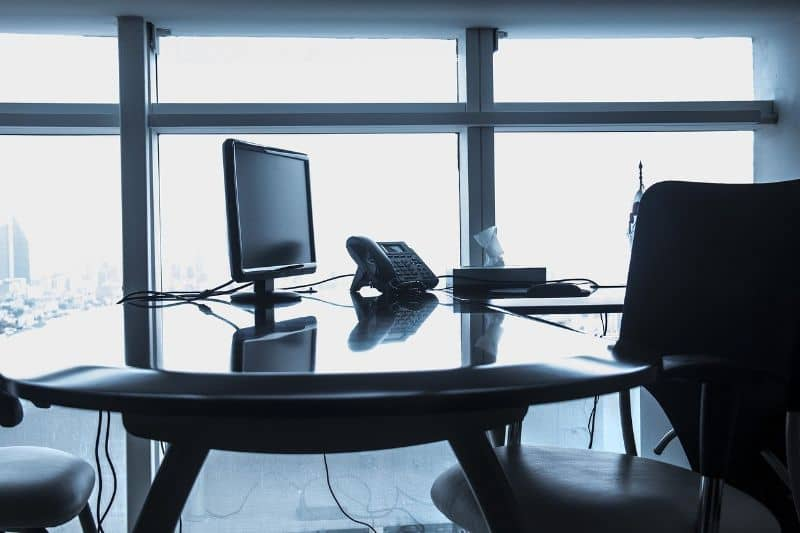 equipo oficina crear tablas